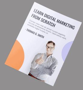 digital marketing book cover